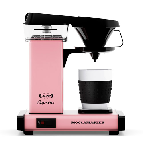 Image of   Moccamaster kaffemaskine - Cup-One - Pink