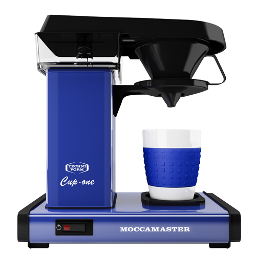 Image of   Moccamaster kaffemaskine - Cup-one - Royal Blue