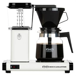 Image of   Moccamaster kaffemaskine - H931 AO Homeline - Polished white