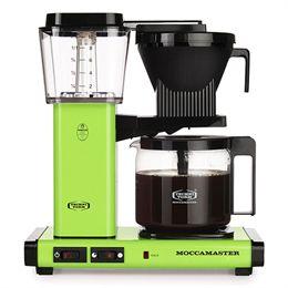 Image of   Moccamaster kaffemaskine - KBGC 982 AO - Fresh green