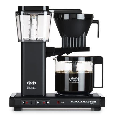 Image of   Moccamaster kaffemaskine - KBGC 982 AO - Matt black