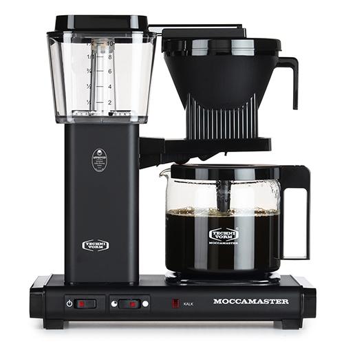 Billede af Moccamaster kaffemaskine - KBGC 982 AO - Matt black