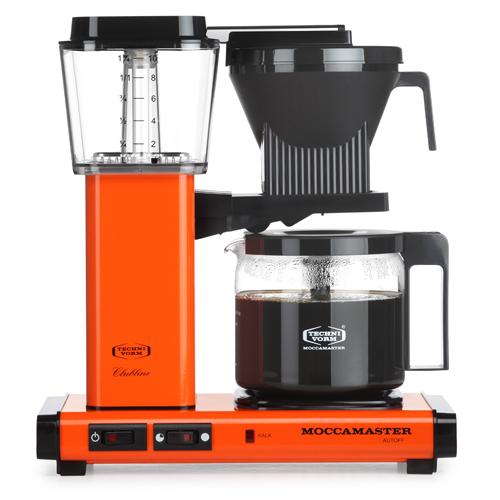 Image of   Moccamaster kaffemaskine - KBGC 982 AO - Orange