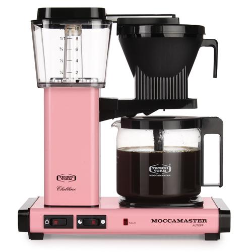 Image of   Moccamaster kaffemaskine - KBGC 982 AO - Pink