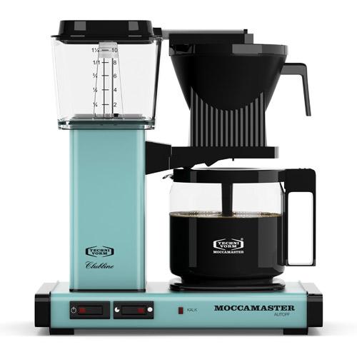 Image of   Moccamaster kaffemaskine - KBGC 982 AO - Turquoise