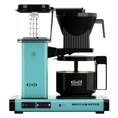 Billede af Moccamaster kaffemaskine - KBGC 982 AO - Turquoise