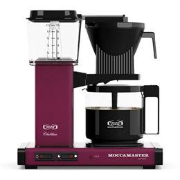 Moccamaster Kaffemaskine - Kbgc 982 Ao - Wild Berry