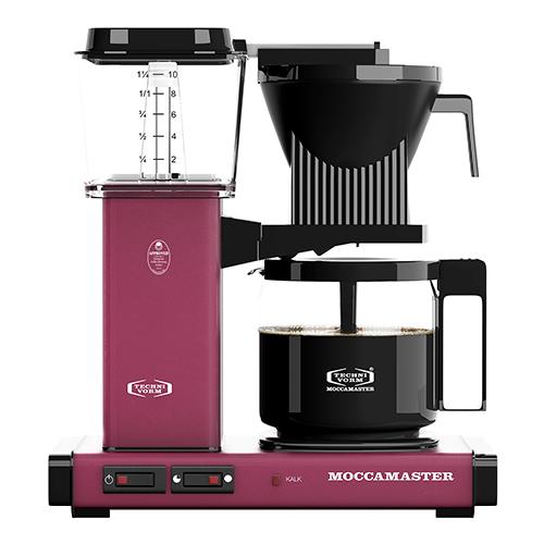 Billede af Moccamaster kaffemaskine - KBGC 982 AO - Wild Berry