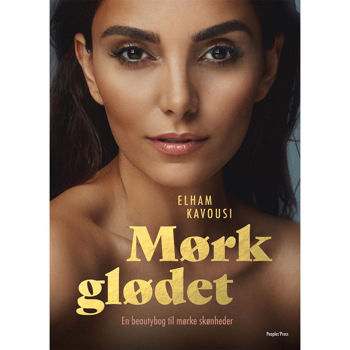 Image of   Mørkglødet - beautybog til mørke skønheder - Hæftet