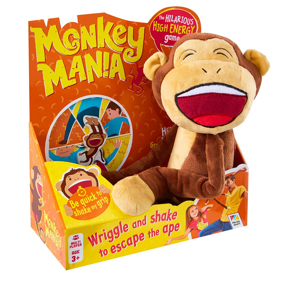 Image of   Monkey Mania
