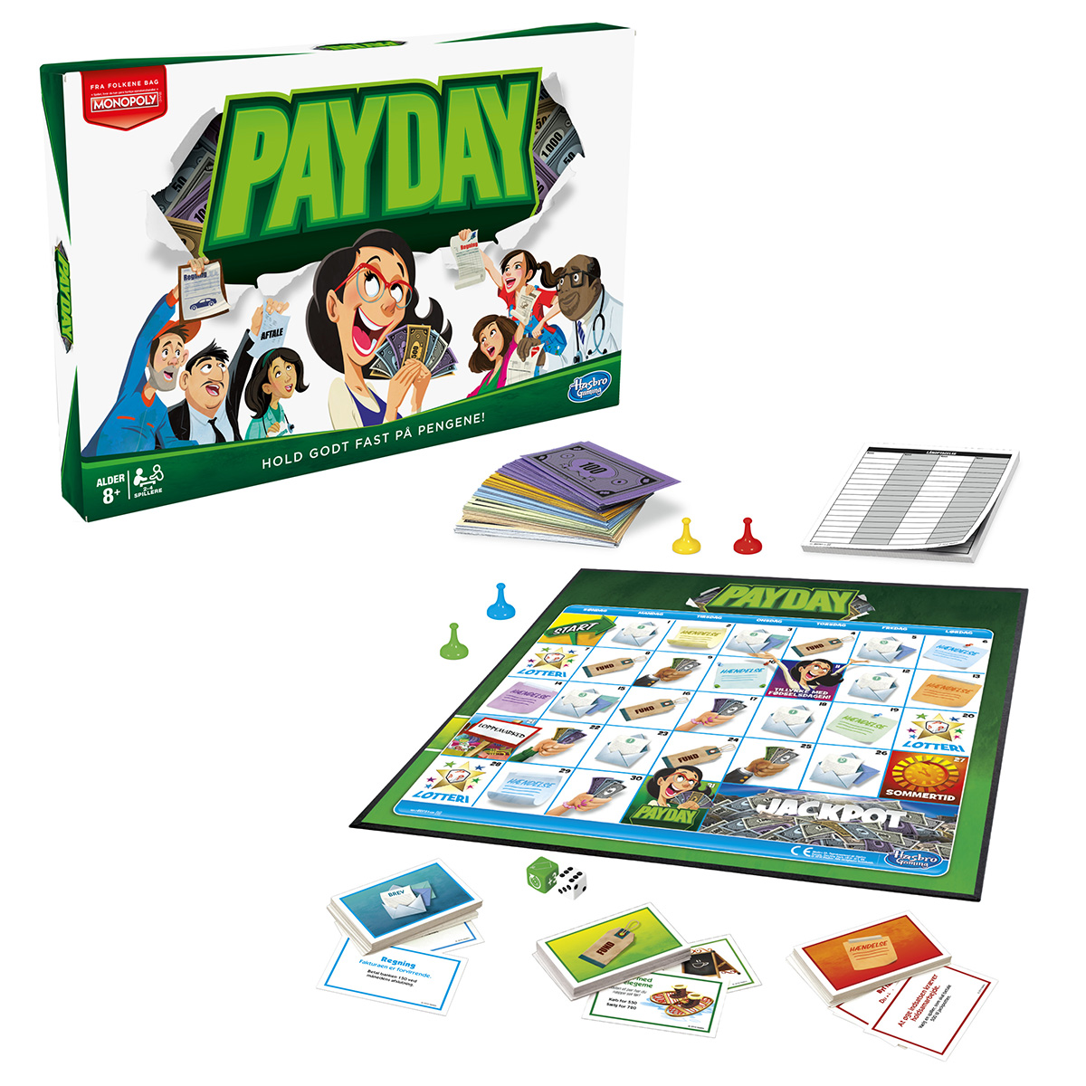 Image of   Monopoly Payday