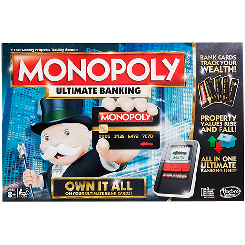 Image of   Monopoly Ultimate Banking