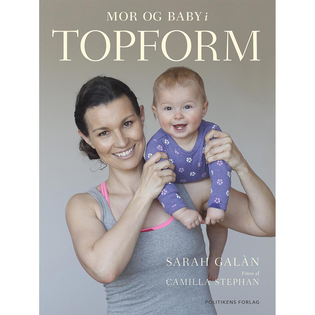 Image of   Mor og baby i topform - Indbundet