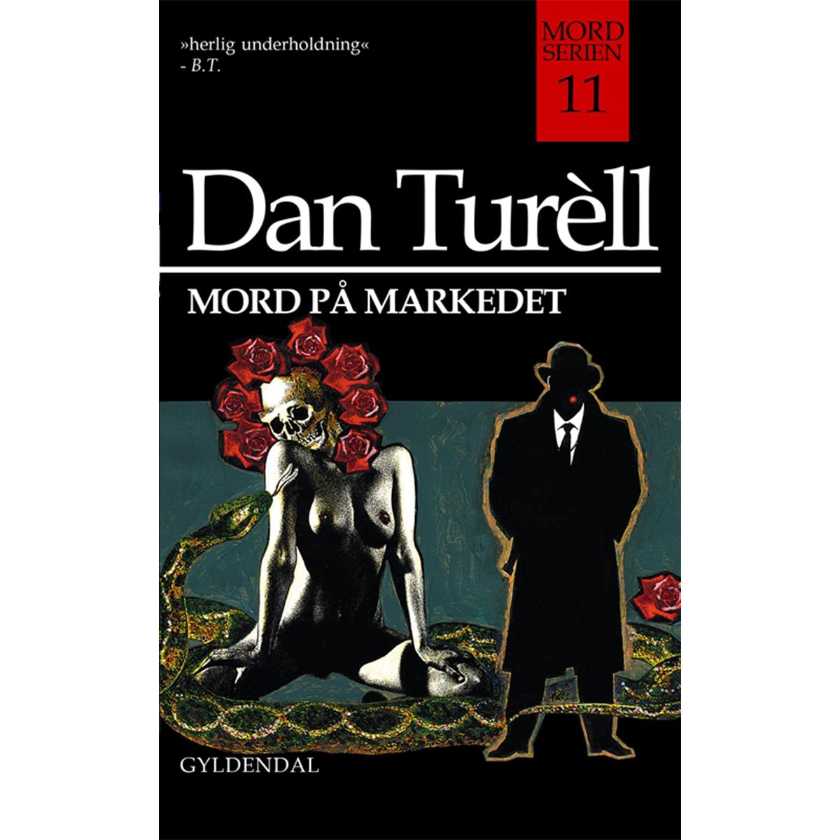 Image of   Mord på markedet - Paperback