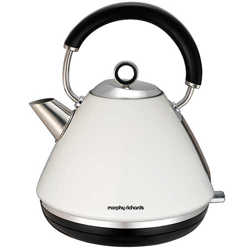 Image of   Morphy Richards elkedel - Accents - Hvid