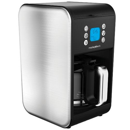 Image of   Morphy Richards kaffemaskine - Accents - Stål