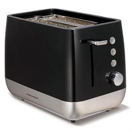 Morphy Richards Toaster - Chroma - Sort