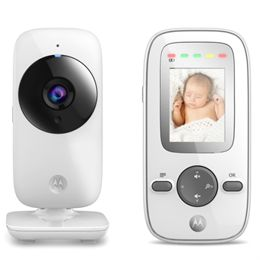 Motorola babyalarm - Digital Video Baby Monitor - MBP481