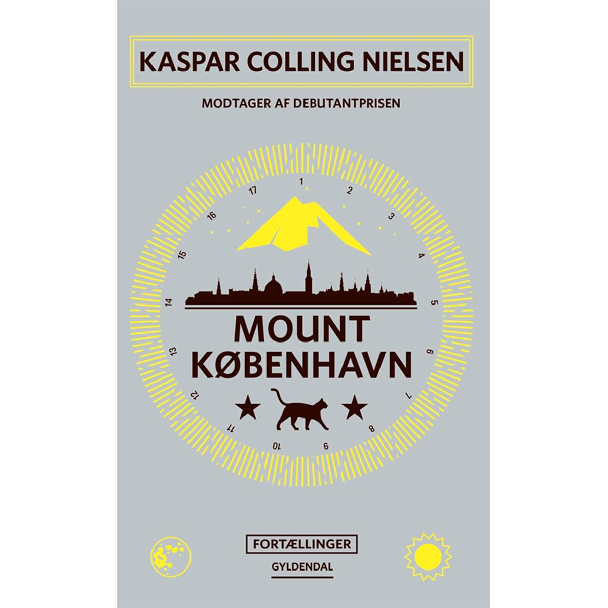 Image of   Mount København - Paperback
