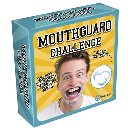 Image of   Mouthguard Challenge