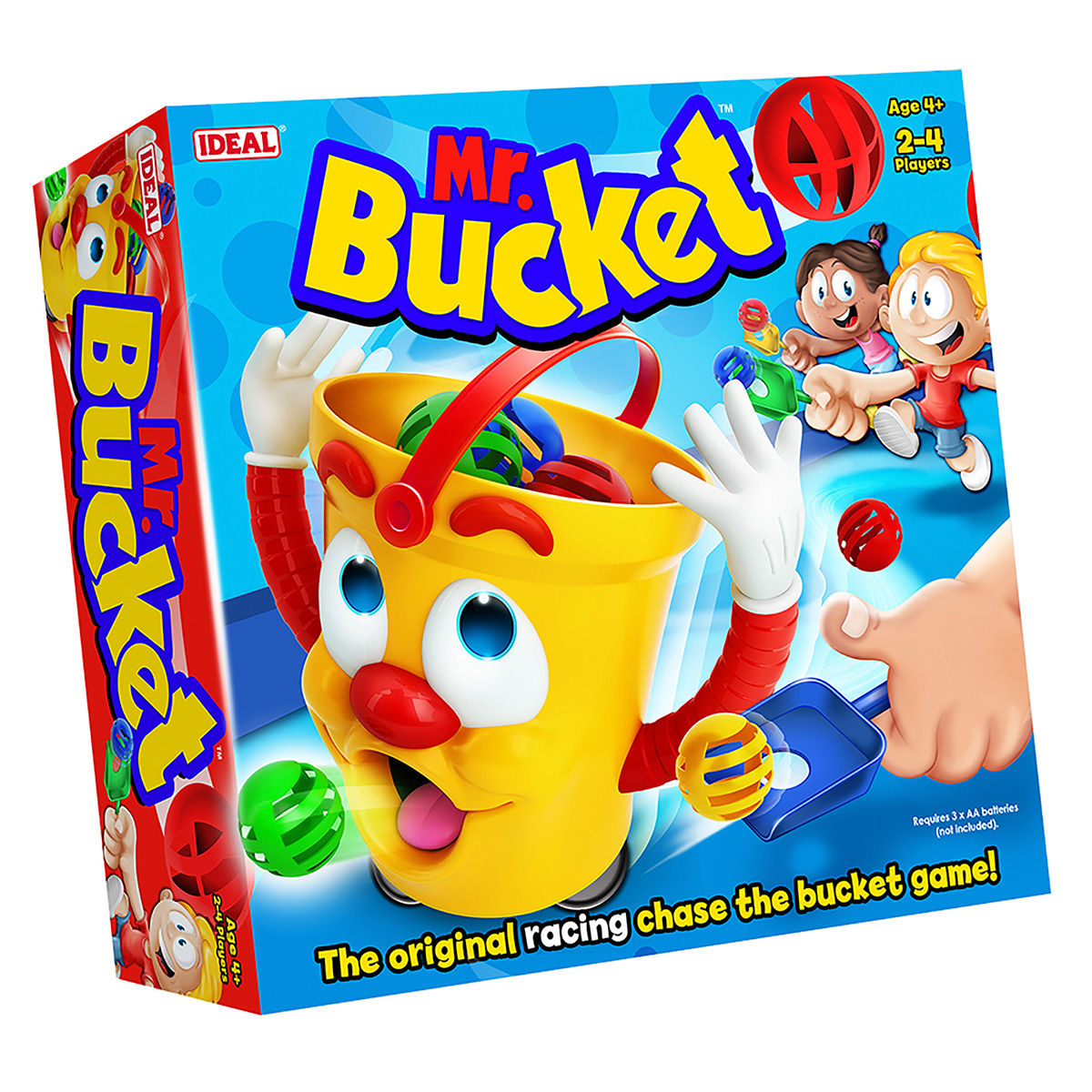 Image of   Mr. Bucket