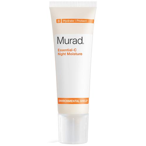 Billede af Murad Enviromental Shield Essential-C Night Moisture - 50 ml