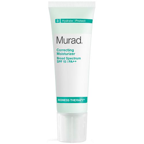 Billede af Murad Redness Therapy Correcting Moisturizer SPF 15 - 50 ml