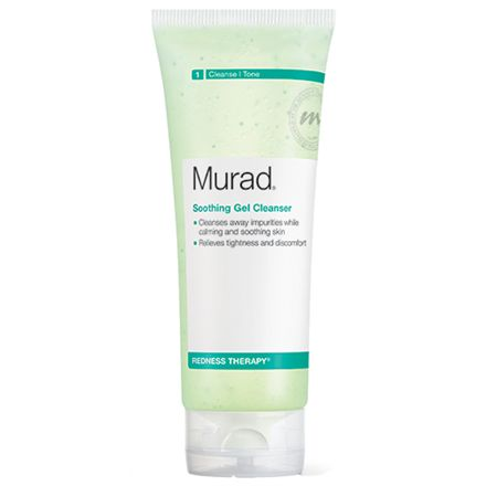 Murad Redness Therapy Soothing Gel Cleanser - 200 ml Beroligende rensegelé til normal hud