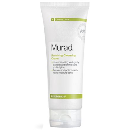 Murad Resurgence Renewing Cleansing Cream - 200 ml Fugtgivende ansigtsrens til normal hud