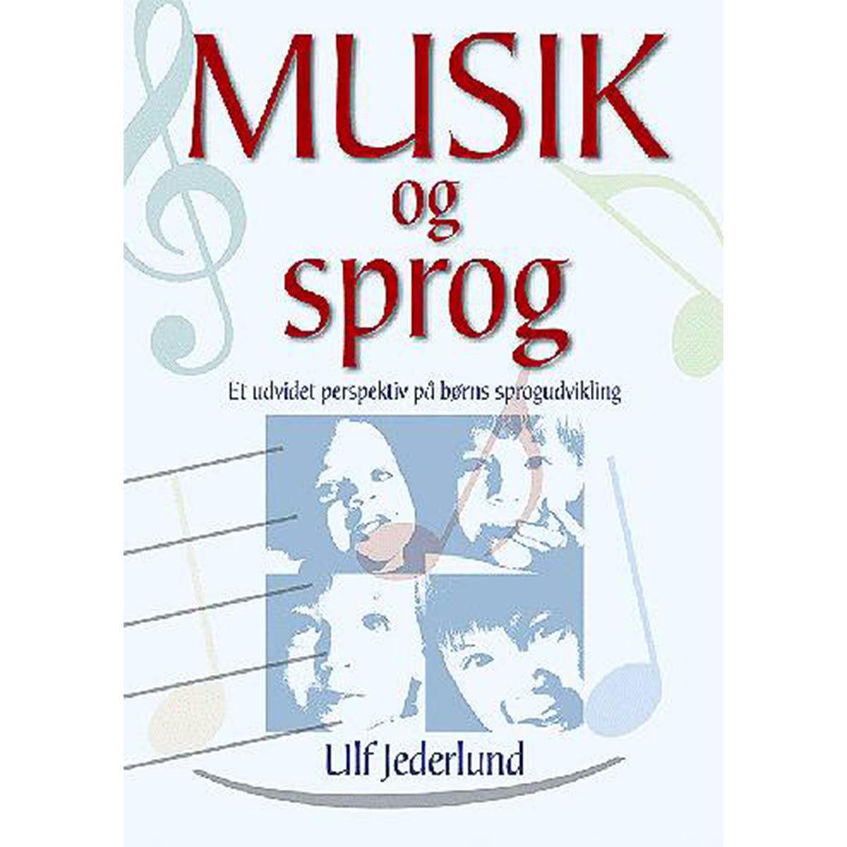 Image of   Musik og sprog - Hæftet
