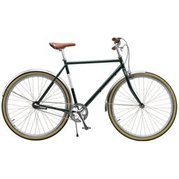 "Mustang Vintage Street 28"" herrecykel med 3 gear - Grøn"