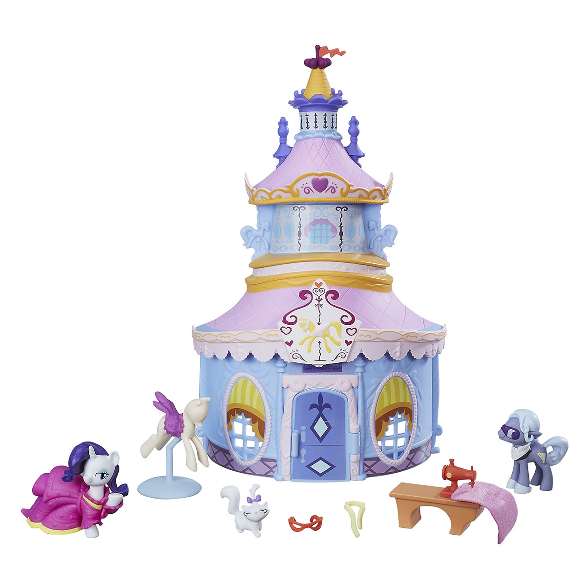 Image of   My Little Pony Friendship is Magic - Rarity's butik