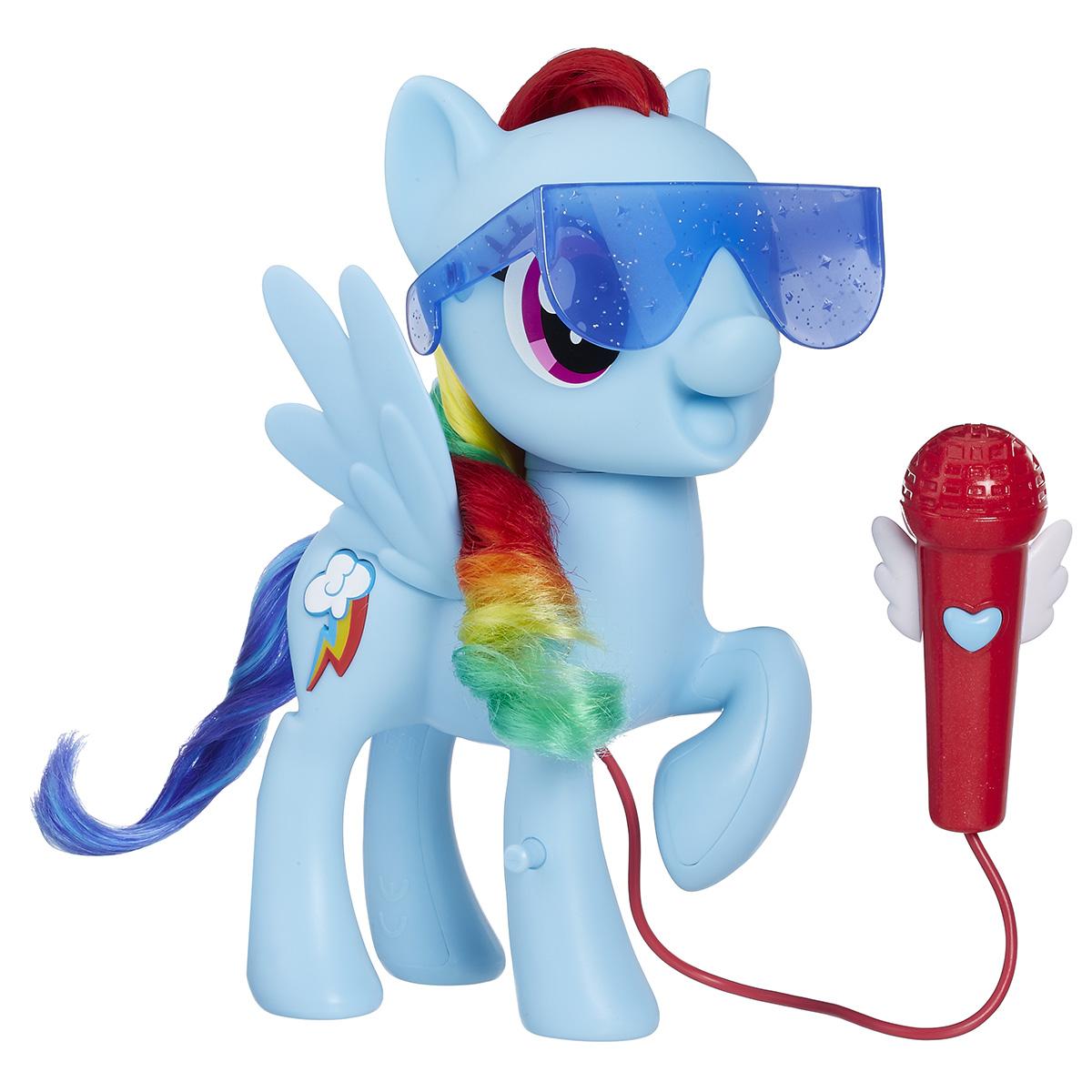 Image of   My Little Pony interaktiv Rainbow Dash