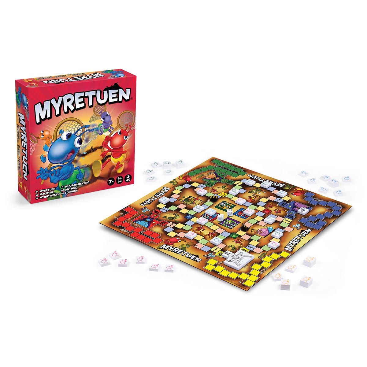 Image of   Myretuen