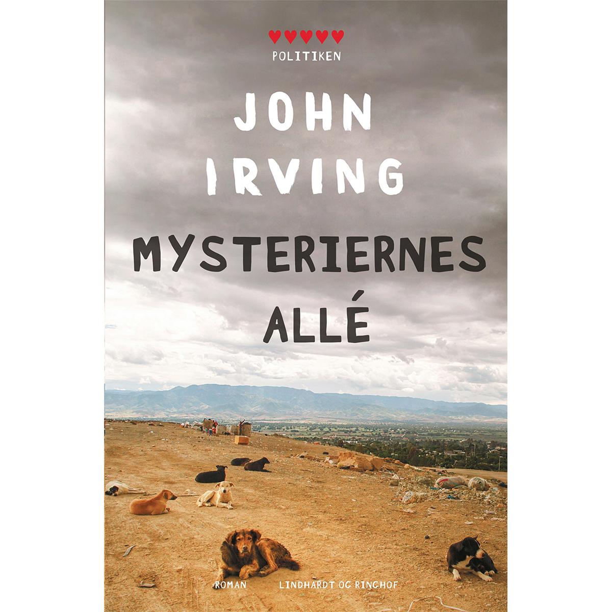 Mysteriernes allé - Paperback