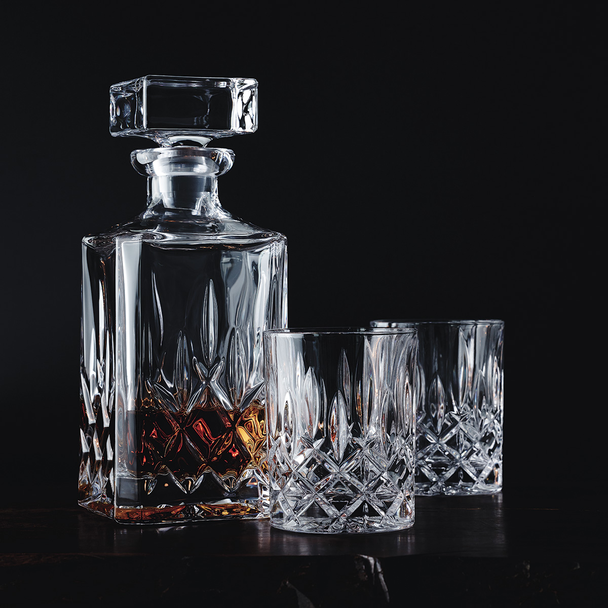 Image of   Nachtmann whiskysæt - Noblesse