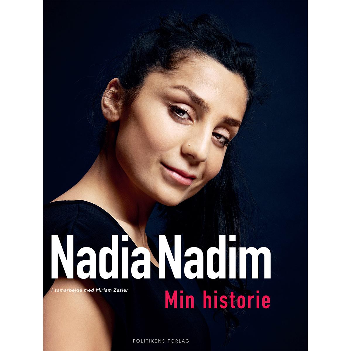 Nadia Nadim - Hæftet