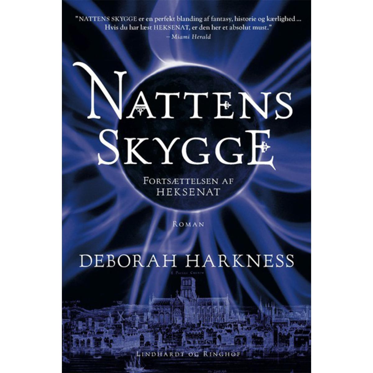 Image of   Nattens skygge - 2 - Indbundet