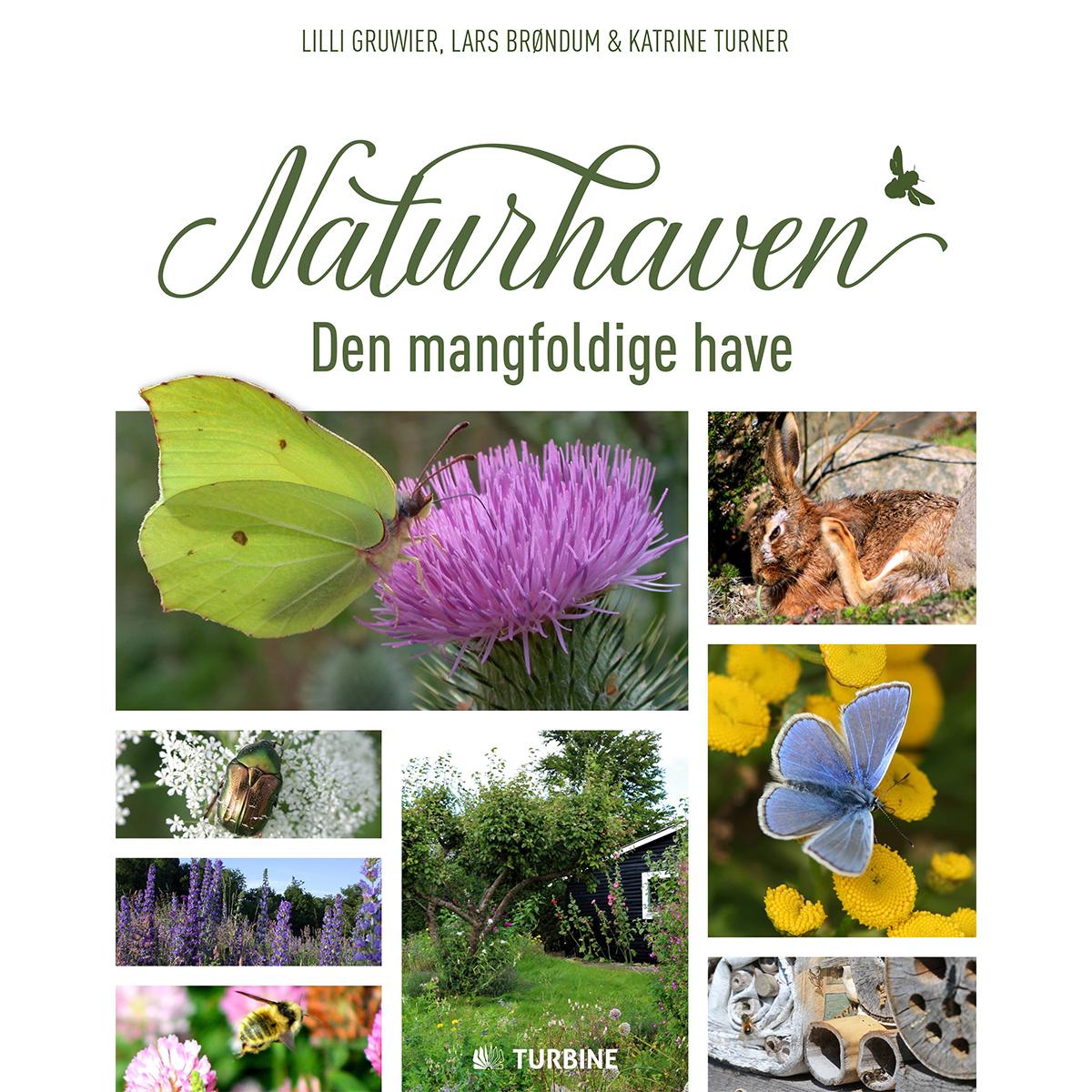 Billede af Naturhaven - Den mangfoldige have - Hardback