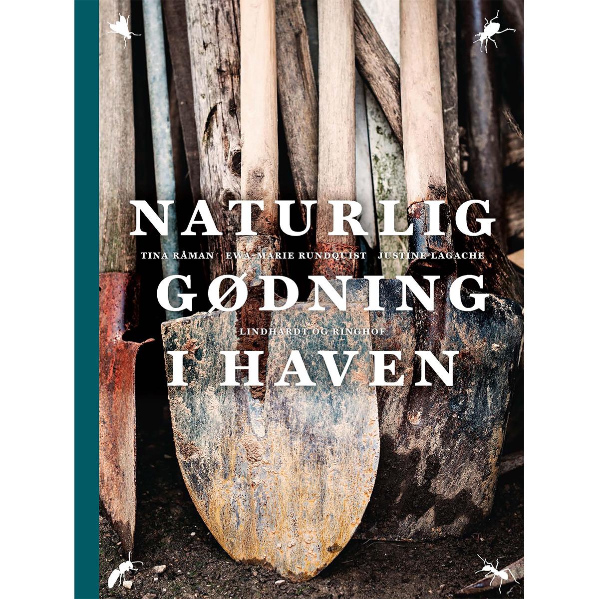 Billede af Naturlig gødning i haven - Hardback