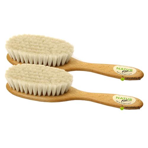 NaturPur hårbørstesæt