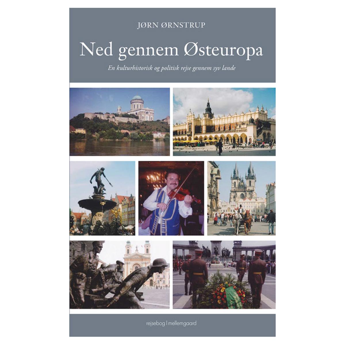 Image of   Ned gennem Østeuropa - Hæftet