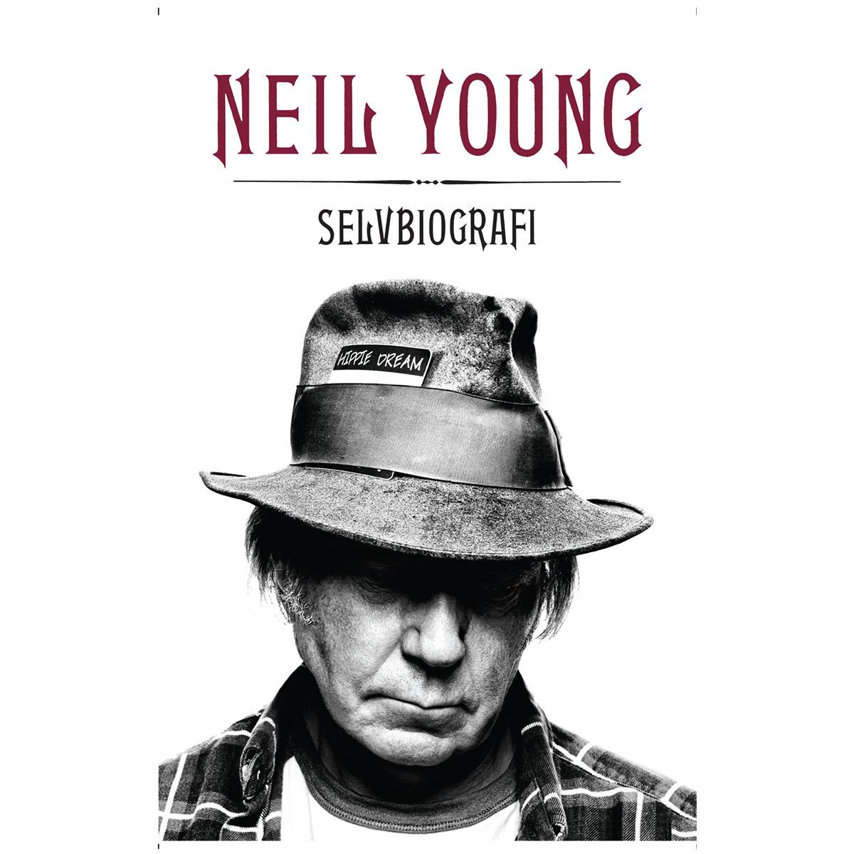 Neil Young - en selvbiografi - Hæftet