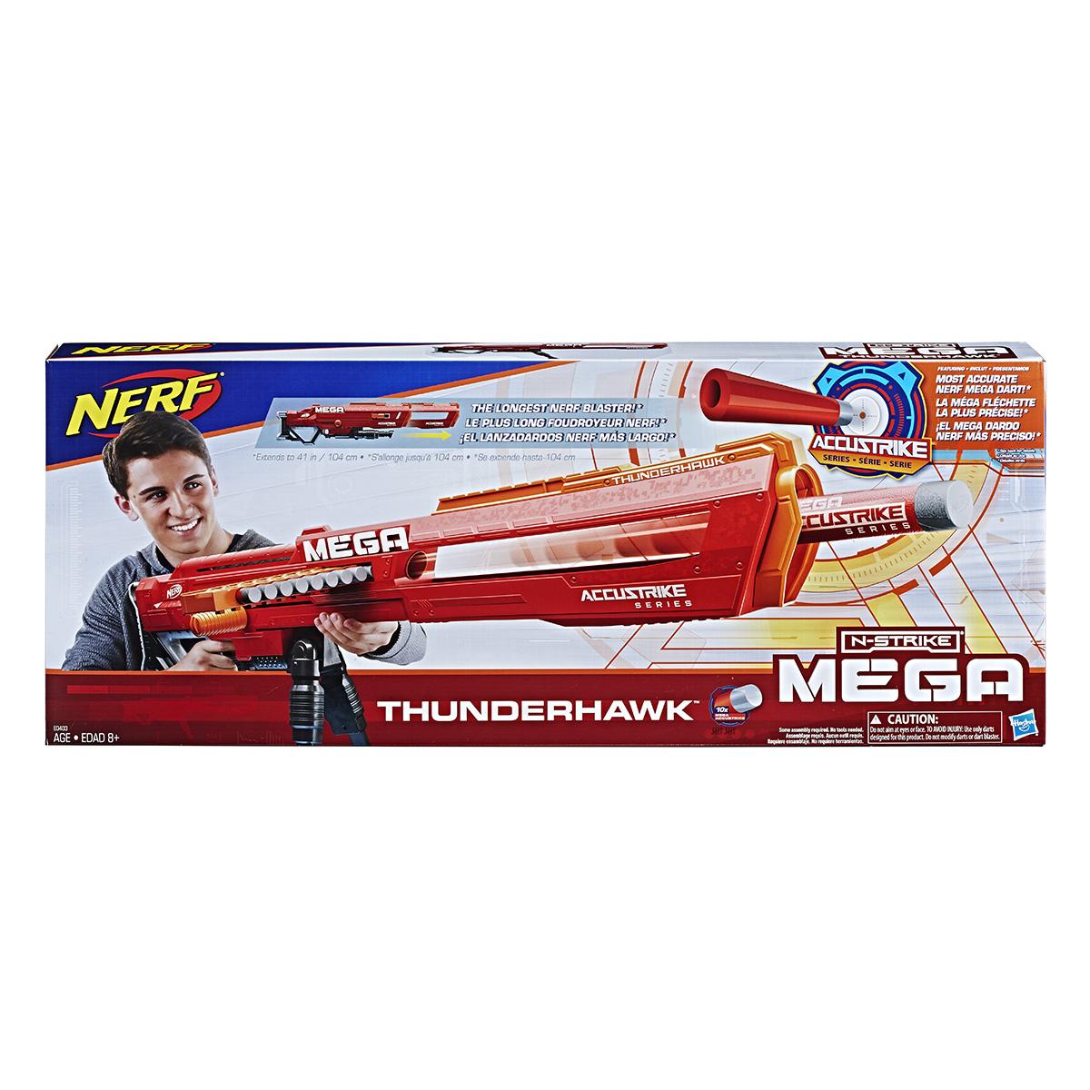 Nerf blaster - Mega Thunderhawk