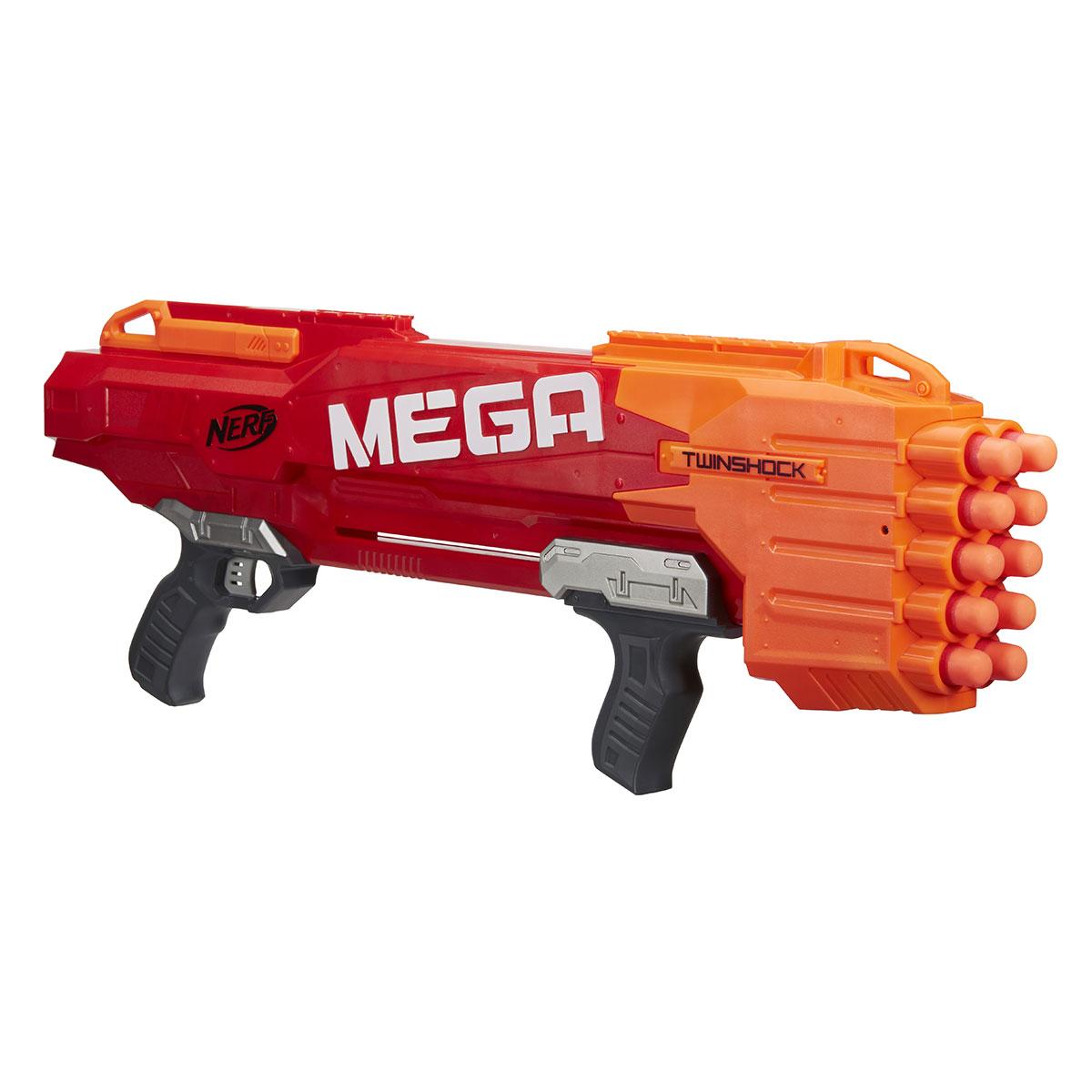 Nerf blaster - Mega Twinshock