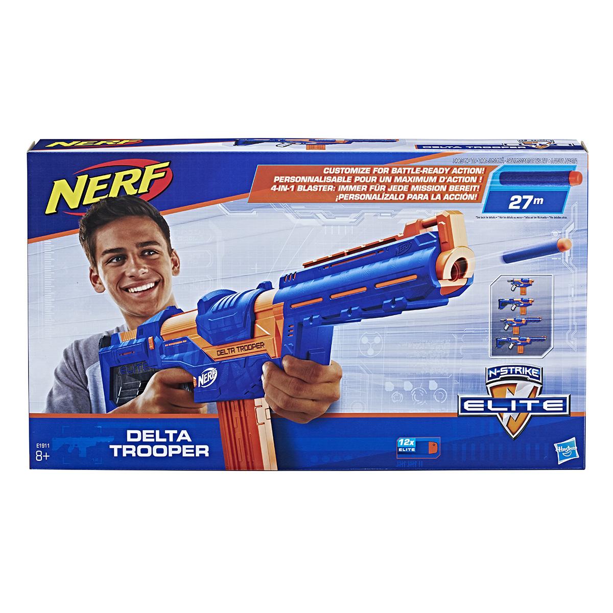 Nerf blaster - Nstrike Delta Trooper