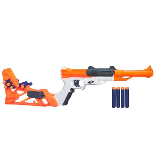Nerf blaster - N-Strike Elite SharpFire