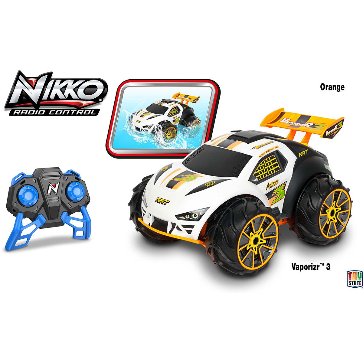 Image of   Nikko fjernstyret bil - Vaporizr - Orange