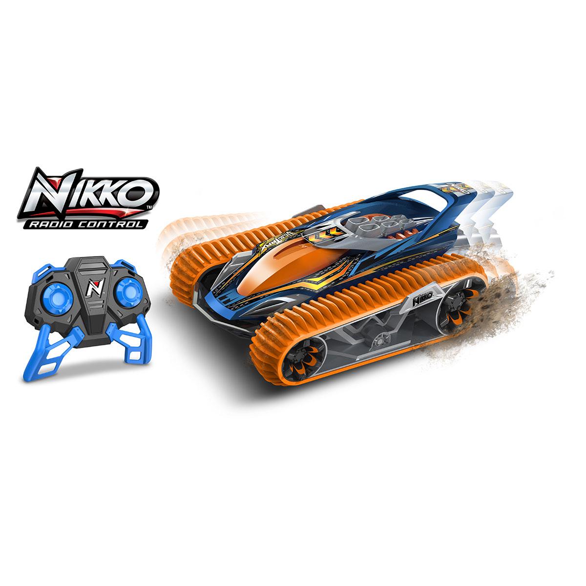 Image of   Nikko fjernstyret bil - Veloci Trax - Orange