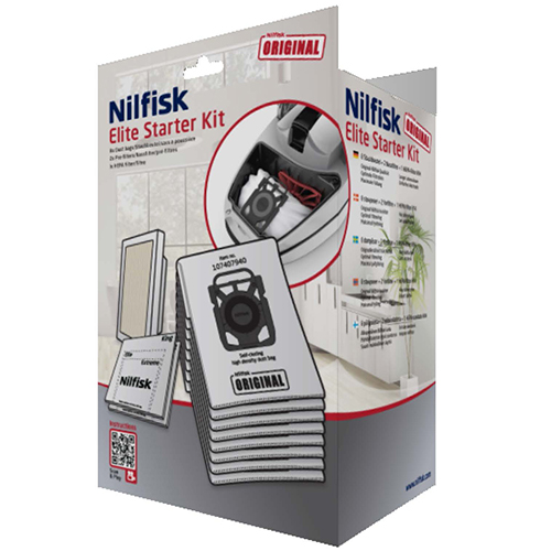 Billede af Nilfisk Elite Starter Kit